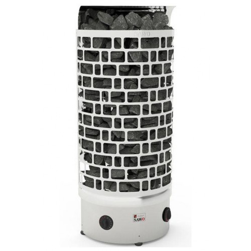 Электрическая печь SAWO ARIES ARI3-45NB-WL-P (4,5 КВТ, ВСТРОЕННЫЙ ПУЛЬТ, ПРИСТЕННАЯ, НЕРЖАВЕЙКА)