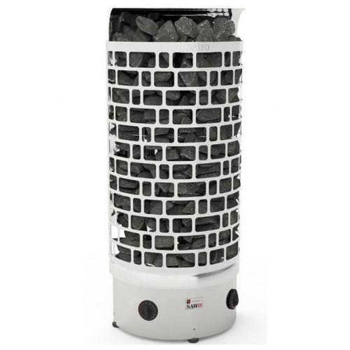 Электрическая печь SAWO ARIES ARI3-90NB-WL-P (9 КВТ, ПРИСТЕННАЯ, НЕРЖАВЕЙКА)