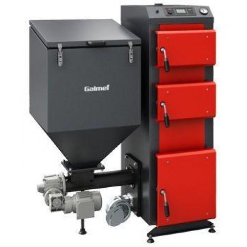 Автоматический угольный котел GALMET DUO