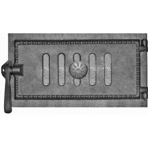 Дверка поддувальная  уплотненная крашеная ДПУ-3