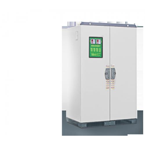 Трехфазный электромеханический стабилизатор Sirius 80 кВа